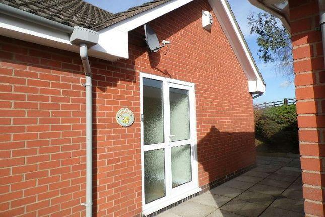 Thumbnail Semi-detached house to rent in Adjoining Bean Hill Bunglaow, Church Lane, Shearsby