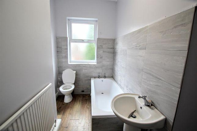 Bathroom of Houghton Street, Prescot L34