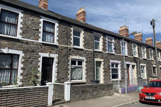 Thumbnail Property to rent in Bertram Street, Roath, Cardiff