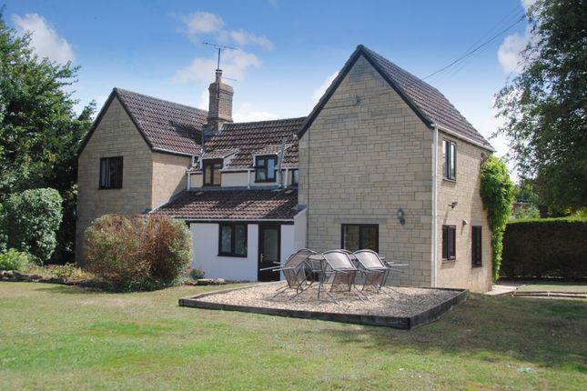 Thumbnail Detached house for sale in Avon, Chippenham