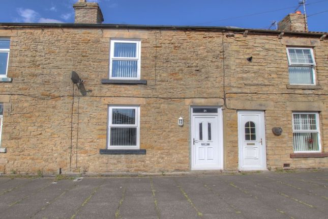 Thumbnail Terraced house for sale in Watling Street, Leadgate, Consett