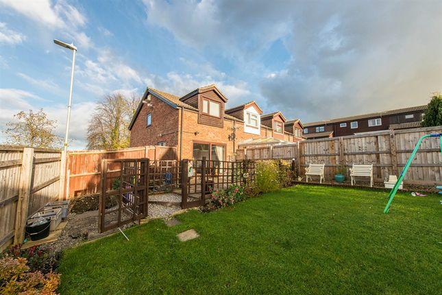 Thumbnail End terrace house for sale in Castle View, Westbury