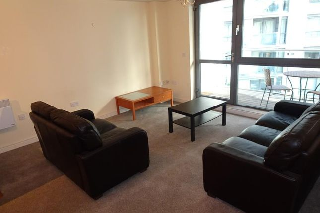 Thumbnail Flat to rent in Centenary Plaza, 18 Holliday Street