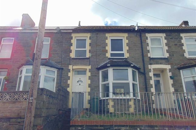 Thumbnail Terraced house to rent in Tyrfelin Street, Mountain Ash, Rhondda Cynon Taff