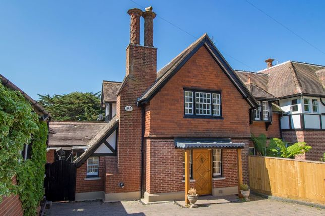 Thumbnail Country house for sale in Alington Road, Poole