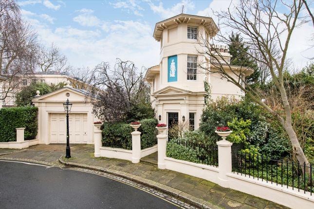 Thumbnail Detached house for sale in Park Village West, London