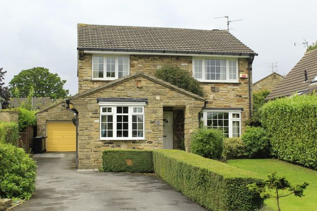 Thumbnail Detached house for sale in Byland Close, Boston Spa, Wetherby