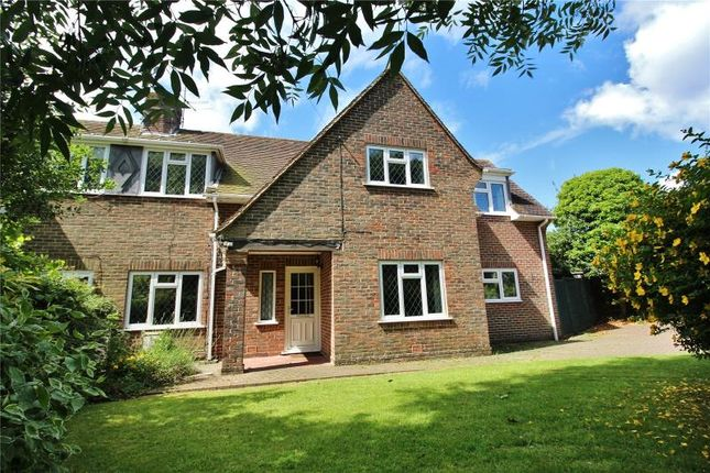 Thumbnail Semi-detached house for sale in Golf Course Cottage, Broadwater, Worthing