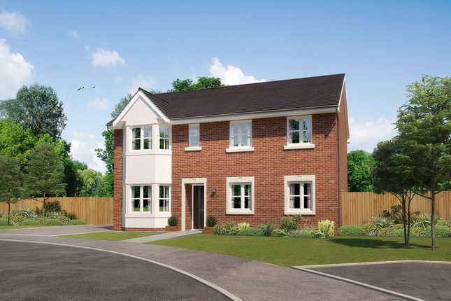 """Thumbnail Detached house for sale in """"Hollandswood II"""" at Whittingham Lane, Broughton, Preston"""
