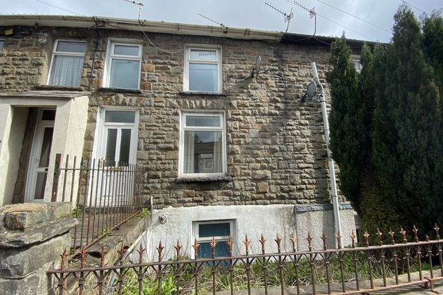 2 bed terraced house for sale in Gelli Road Gelli -, Gelli CF41