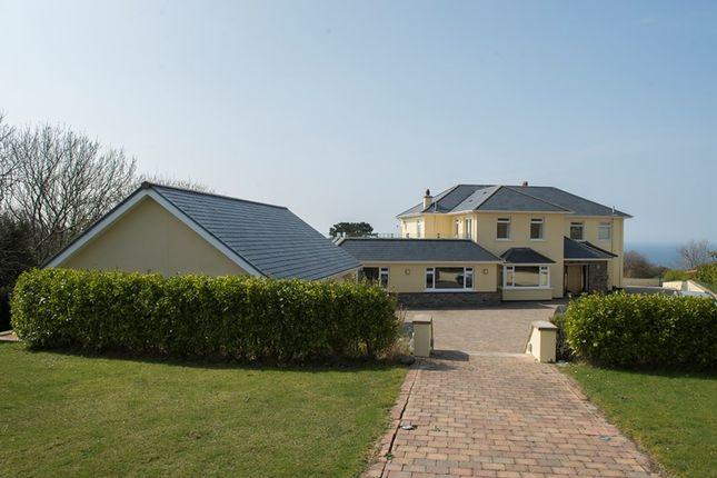 Thumbnail Detached house for sale in Knocksharry, German, Peel
