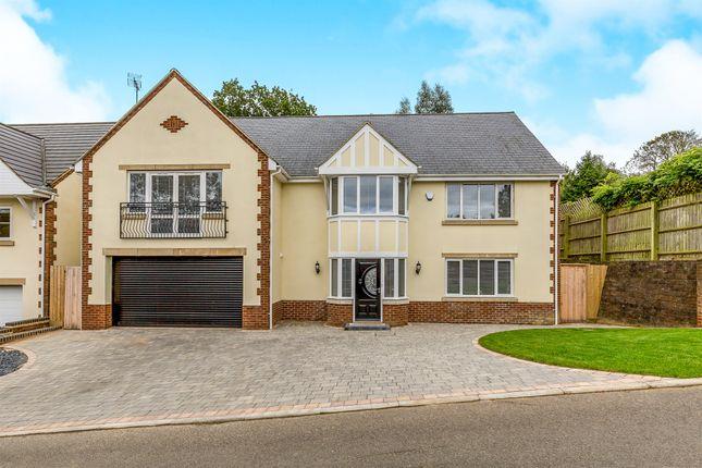 Thumbnail Detached house for sale in Brooke Close, Desborough, Kettering