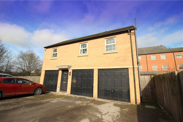 Thumbnail Flat for sale in Bridgeside Way, Spondon, Derby