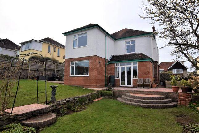 Thumbnail Detached house for sale in Osney Crescent, Paignton, Devon