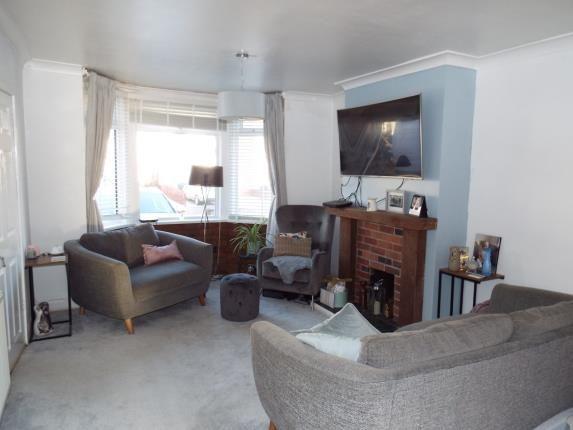 Lounge of Grangemouth Road, Radford, Coventry, West Midlands CV6