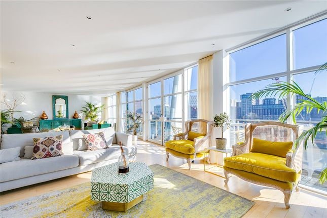 Thumbnail Flat for sale in Icon Apartments, 129 Grosvenor Road, Pimlico, London