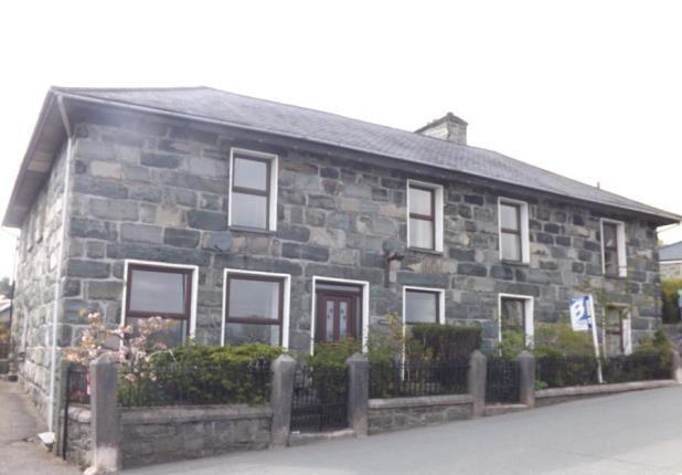 Thumbnail Detached house for sale in Trawsfynydd, Gwynedd