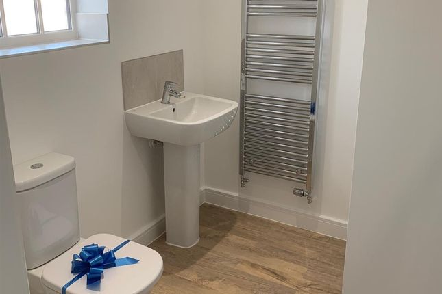 Typical Bathroom of The Fairway, Blaby, Leicester LE8