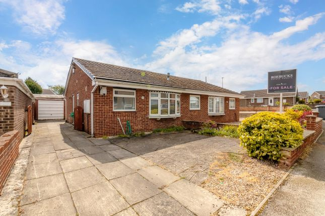 3 bed semi-detached bungalow for sale in Buckingham Way, Royston, Barnsley S71