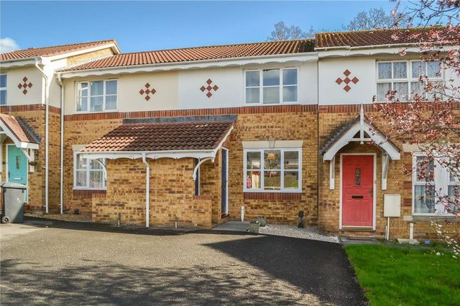 Thumbnail Terraced house to rent in Round Table Meet, Exeter
