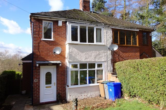 Thumbnail Semi-detached house to rent in Lightwood Road, Lightwood, Stoke On Trent