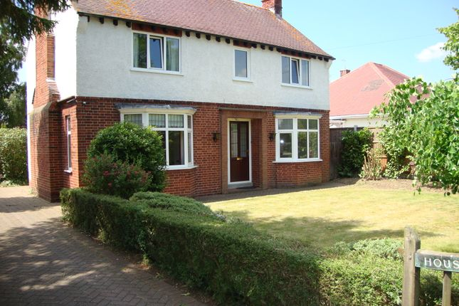 Thumbnail Detached house to rent in Sleaford Road, Ruskington