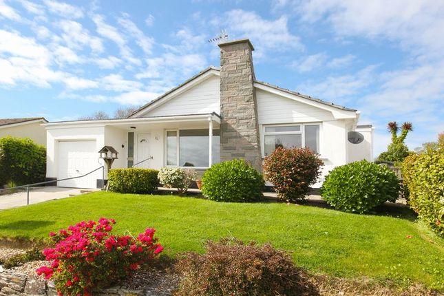 Thumbnail Detached bungalow for sale in Trelispen Park Drive, Gorran Haven, St. Austell