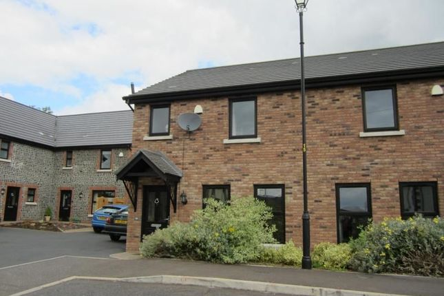 Thumbnail Semi-detached house to rent in Lady Wallace Gardens, Lisburn