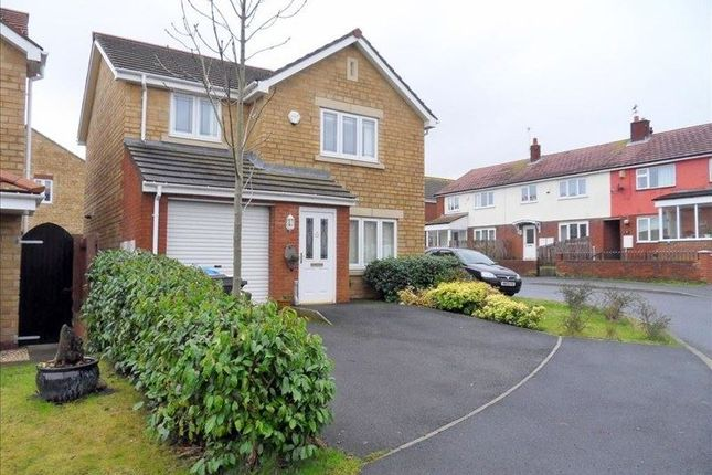 Thumbnail Detached house to rent in Parkside Gardens, Widdrington, Morpeth