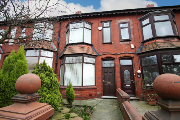 Thumbnail Terraced house for sale in Chamber Road, Oldham, Lancashire