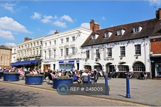 Thumbnail Flat to rent in Market Place, Warwick