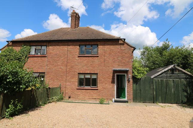 3 bed semi-detached house to rent in Gladfen Hall Cottages, Greenstead Green