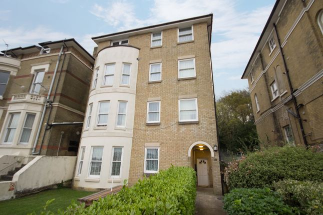 Thumbnail Block of flats for sale in Westhill Road, Ryde