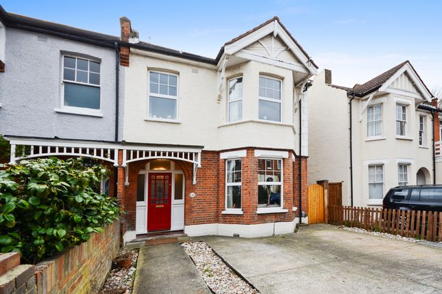 Thumbnail Semi-detached house for sale in Minster Road, Bromley