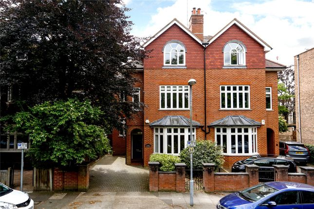Thumbnail Semi-detached house for sale in St. Andrews Square, Surbiton