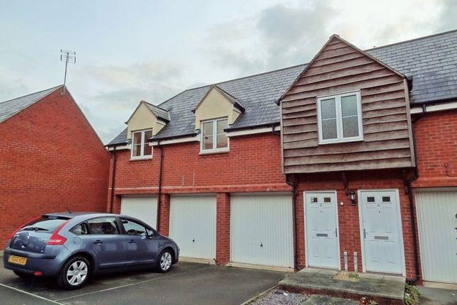 Thumbnail Flat to rent in Rogers Walk, Cotford St. Luke, Taunton