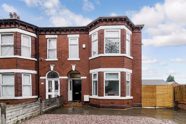 Thumbnail Semi-detached house to rent in Worsley Road, Swinton, Manchester