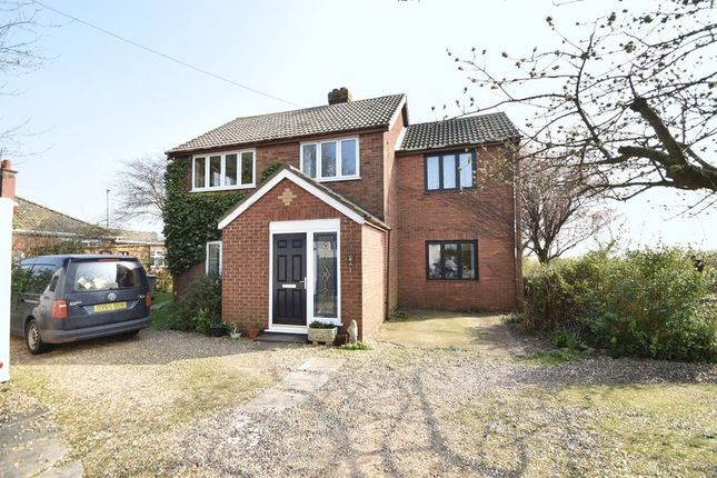 Thumbnail Detached house for sale in Thoresby Road, North Cotes, Grimsby