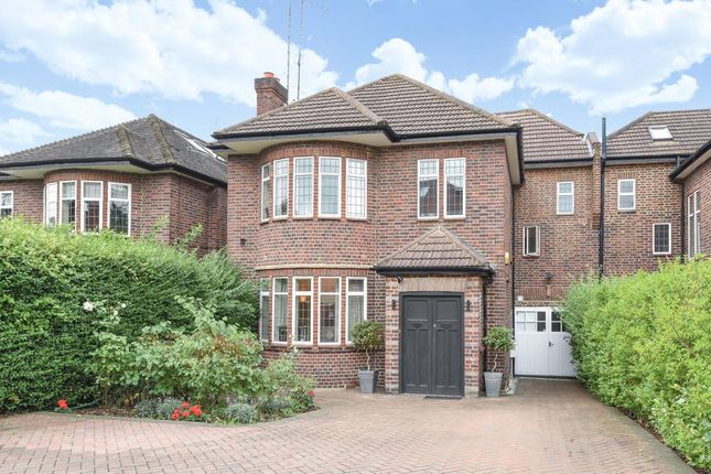 Thumbnail Semi-detached house for sale in Claremont Park, Finchley