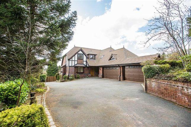 Thumbnail Property for sale in Birchall Lane, Leek