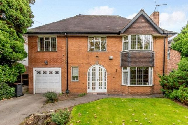 Thumbnail Detached house for sale in Dartmouth Avenue, Newcastle-Under-Lyme