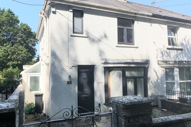 Thumbnail Semi-detached house for sale in Nant Y Gleisaid, Resolven, Neath