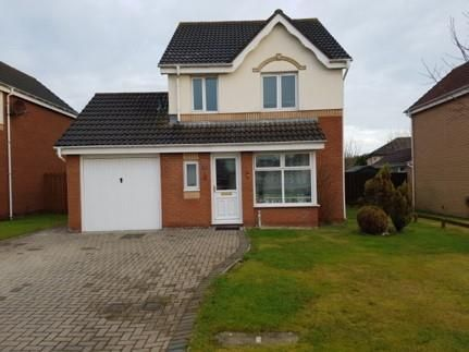 Thumbnail Detached house to rent in Boswell Way, Portlethen, Aberdeen