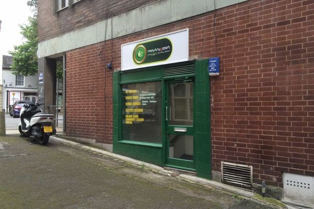 Thumbnail Retail premises to let in Hick Street, Newcastle-Under-Lyme, Staffordshire