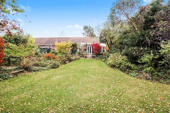Thumbnail Bungalow for sale in Strawberry Gardens, Hornsea