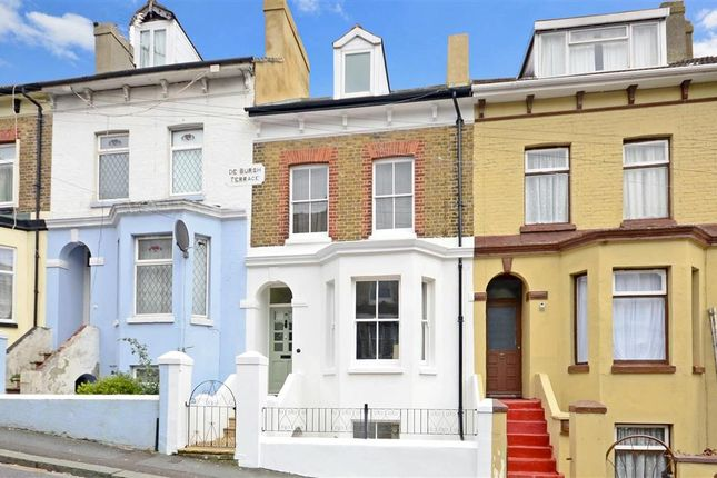 Thumbnail Terraced house to rent in De Burgh Hill, Dover
