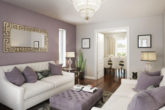 "Thumbnail Semi-detached house for sale in ""Casa Plus"" at Hauxton Road, Trumpington, Cambridge"