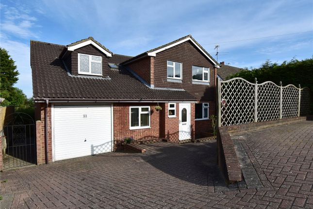Thumbnail Detached house for sale in Beeches Road, Crowborough