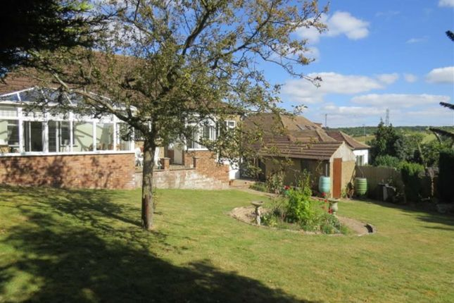 Thumbnail Detached bungalow to rent in The Hillside, Chelsfield Park, Orpington