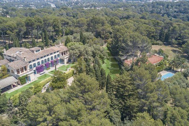 Thumbnail Villa for sale in Mougins, Mougins, France